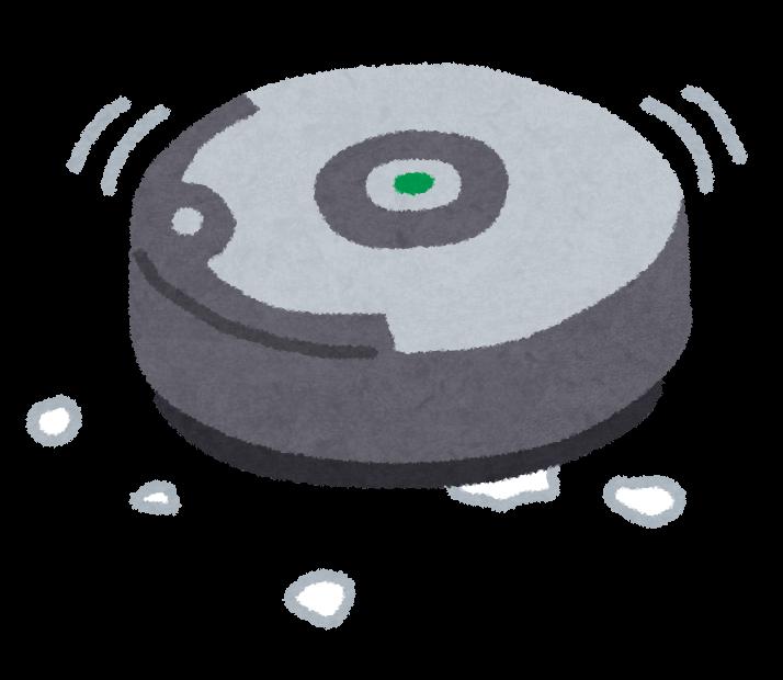 自動掃除機ロボット